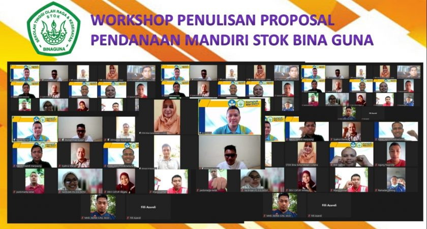 Workshop Penulisan Proposal Penelitian dan PKM Pendanaan Mandiri